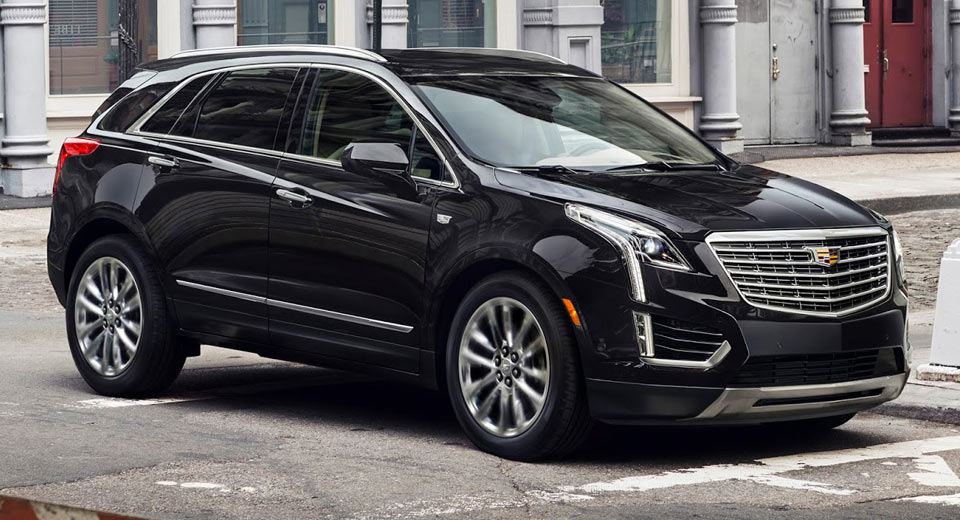 Compact Cadillac Xt3 Suv To Hit The Market In 2018