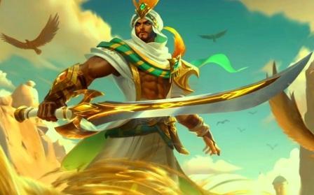 hero baru khaleed