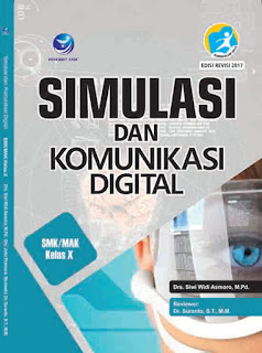 Simulasi dan Komunikasi Digital SMK/MAK Kelas X