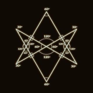 hexagrama, hexagram, thelema, alesteir crowley
