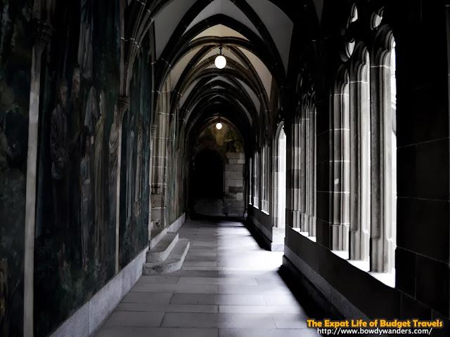 bowdywanders.com Singapore Travel Blog Philippines Photo :: Switzerland :: Face off with the Fraumünster in Zurich, Switzerland