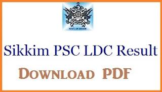 SPSC LDC Result