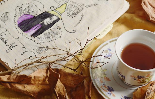 Witch Autumn Mabon Tumblr