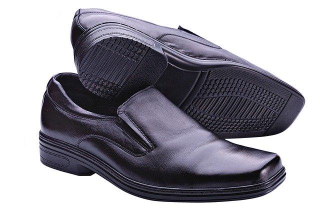 ide bisnis, jual sepatu, sepatu formal