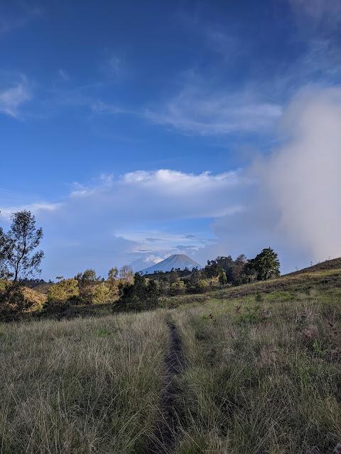 prau gunung