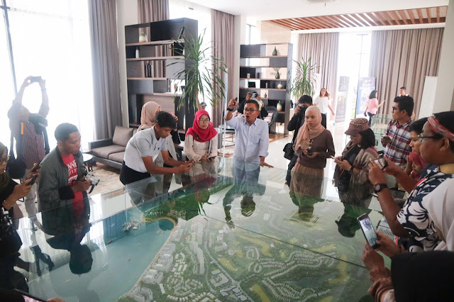 Nuvasa Bay Batam Akan Menjadi Kota Mandiri Pertama di Batam