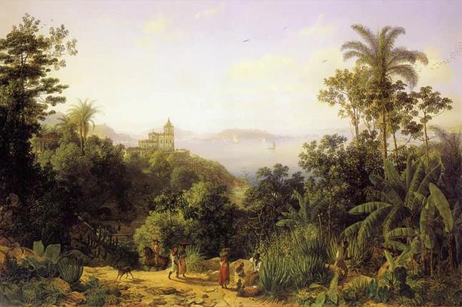 Romanticismo brasiliano  Cultura Brasil