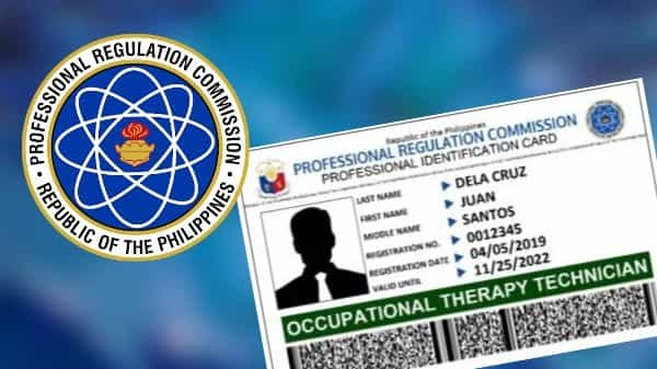 LOOK: New PRC ID design bared