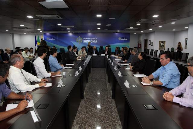 Suframa finaliza visita em Rondônia com foco em atração de investimentos e expansão do comércio