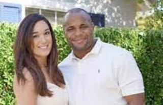 Daniel With His Wife