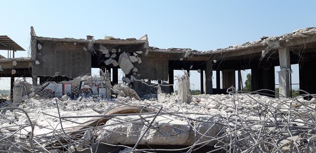Αργολίδα: Ολοκληρωμένες υπηρεσίες ανακύκλωσης αποβλήτων εκσκαφών, κατασκευών και κατεδαφίσεων από την ΑΝΑΚΕΜ