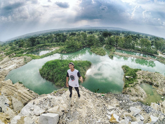 Telaga Biru Gunung Kidul - Wisata Gunung Kidul