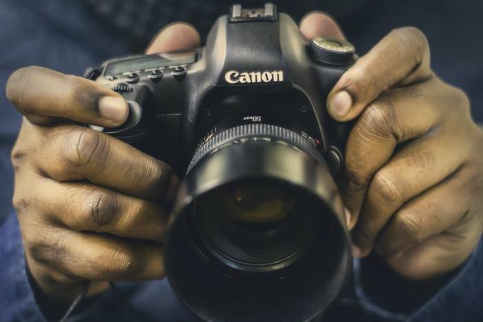 how to set camera