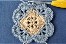 DIY Decoração - Capa Para Banquinho Redondo em Croche Com Barbante - Gráficos e Sugestões 33