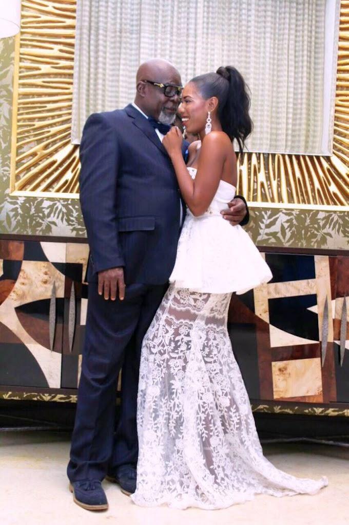 Victoria Lebene talks about how she met her sweetheart, Kofi Adjorlolo