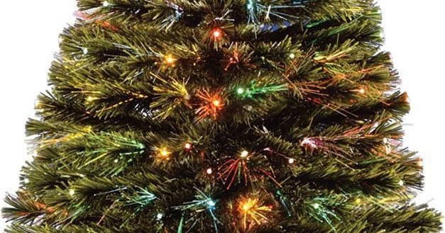 Fiber Optic Christmas Tree Parts: Fiber Optic Christmas