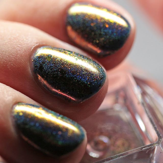 Born Pretty Store Chameleon Holo Flake Powder #1