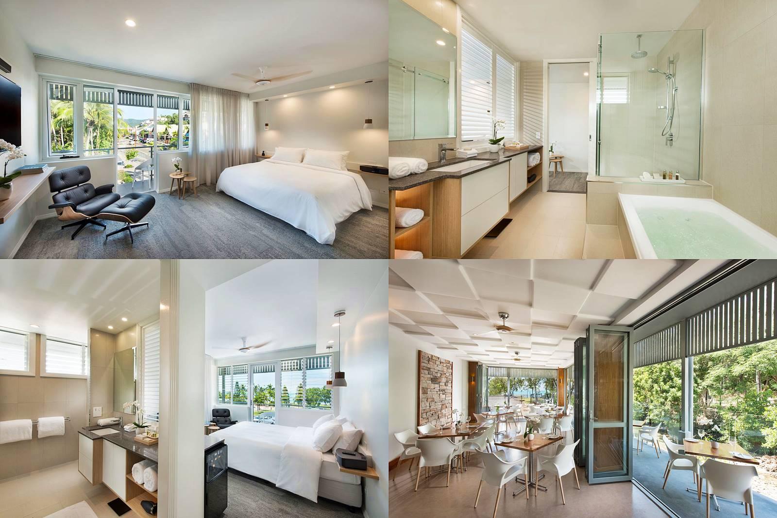 聖靈群島-艾爾利海灘-Airlie-Beach-住宿-推薦-Heart-Hotel-Gallery-Whitsundays-飯店-旅館-酒店-民宿-公寓-市區-自由行-便宜-CP值-澳洲