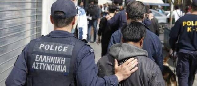 Ανοχύρωτη χώρα με το νέο «ποινικό» κώδικα
