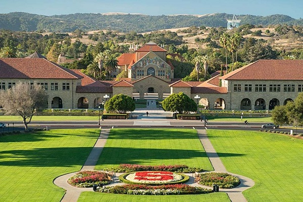 Stanford University (Private university in Stanford, California)