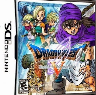 Dragon Quest - The Hand of the Heavenly Bride, NDS, Español, Mega, Mediafire
