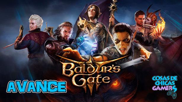 Avance Baldur's Gate 3 en PC
