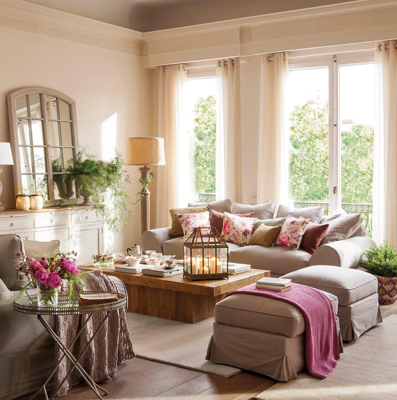 10 10 - Ideas decoracion salon ...