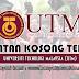 Jawatan Kosong di Universiti Teknologi Malaysia (UTM) - 28 Januari 2019