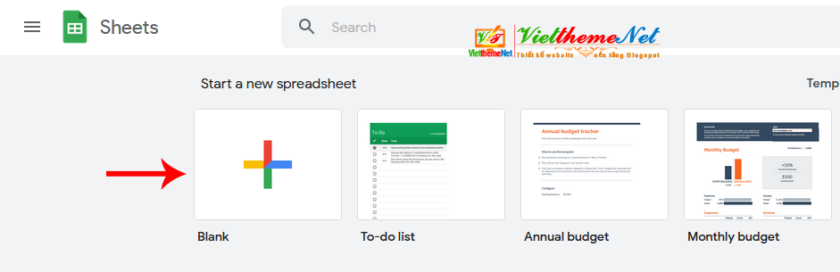 Cách lấy dữ liệu bảng trên website nhanh chóng bằng Trang tính của Google