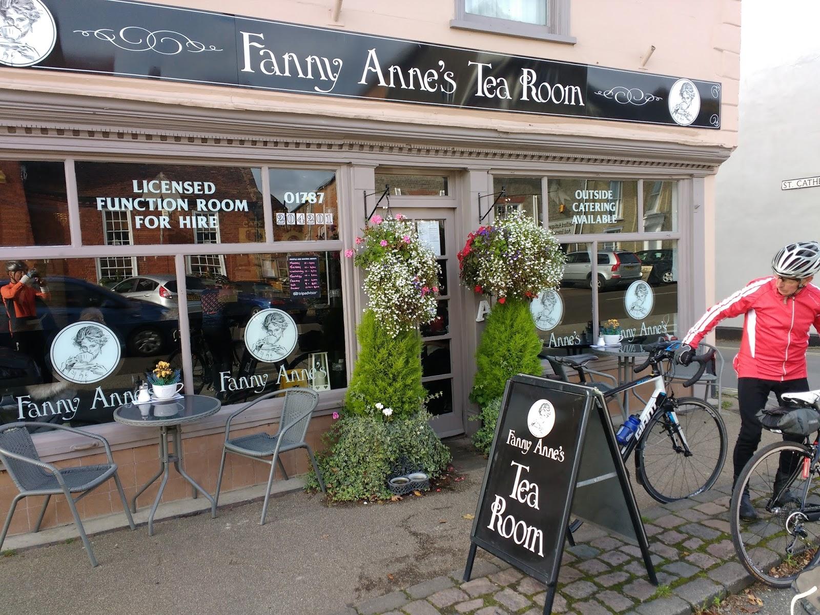 Fanny S Tea Room Long Melford