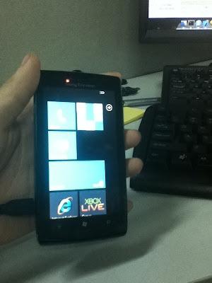 sony2 Rumor: Windows Phone 7 em smartphones da Sony Ericsson