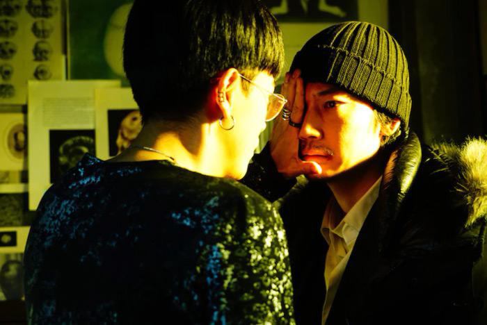 Homunculus live-action film - Takashi Shimizu - Netflix