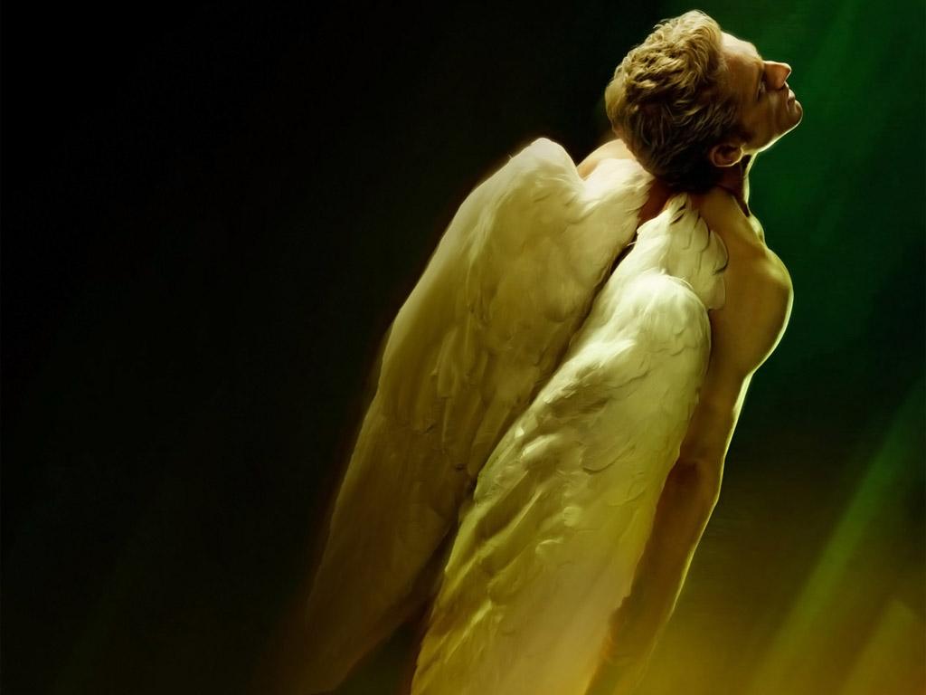 sexy fallen male angels wallpaper - photo #2