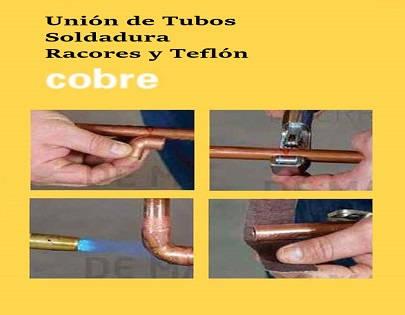 Biblioteca de fontanería - Soldar tubos de cobre
