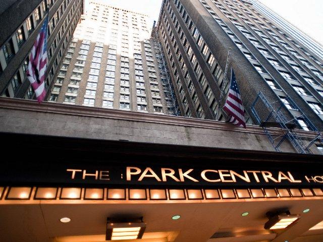 Hotel Park Central em Nova York