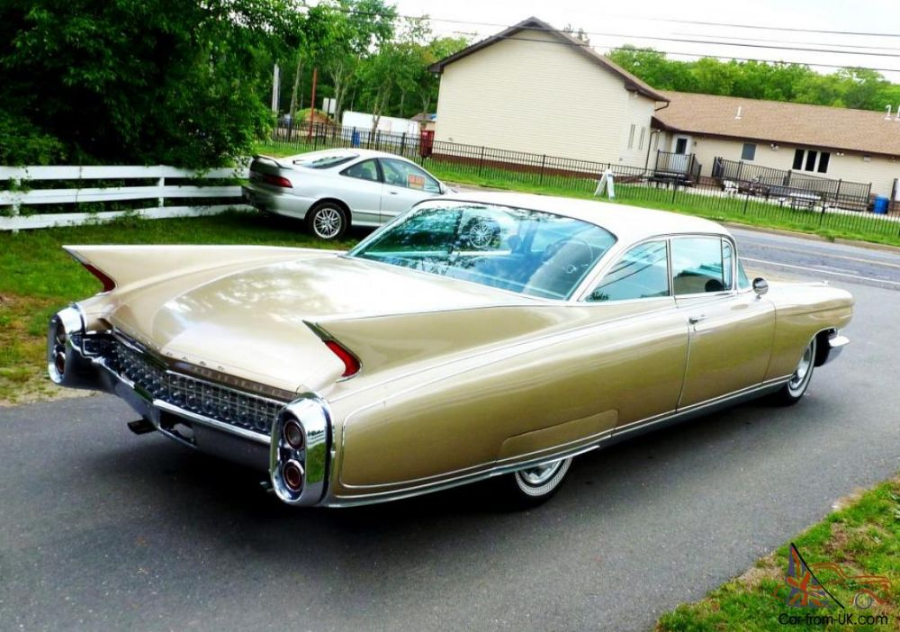 20 Wonderful Photos Of The Sinister 1960 Cadillac Eldorado Cars