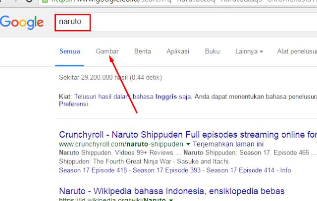 Cara Mendapatkan Gambar Kualitas Bagus dari Google