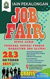 Job Fair IAIN Pekalongan