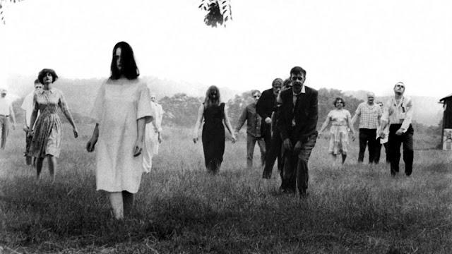Night of the living dead - top best horror films