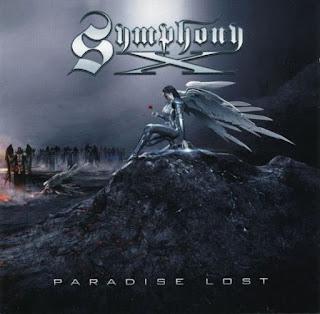 Paradise Lost Lyrics - Copyright@SymphonyX