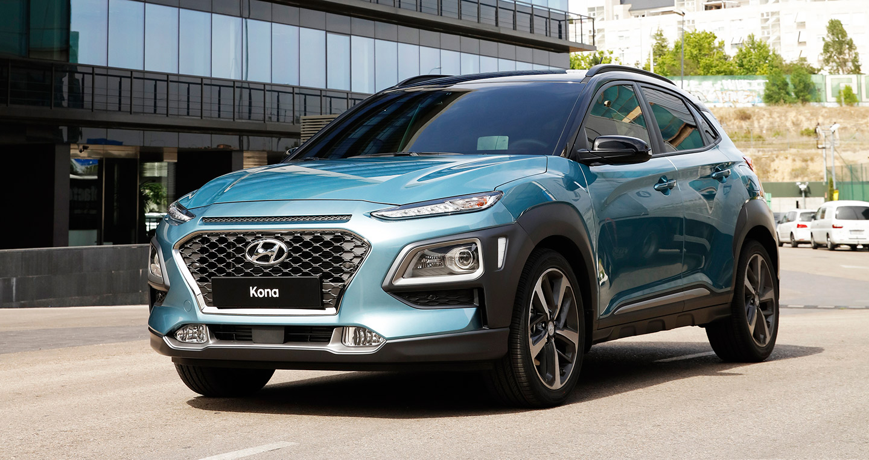 Giá Xe Hyundai Kona Đời Mới 2018 Bao NHiêu