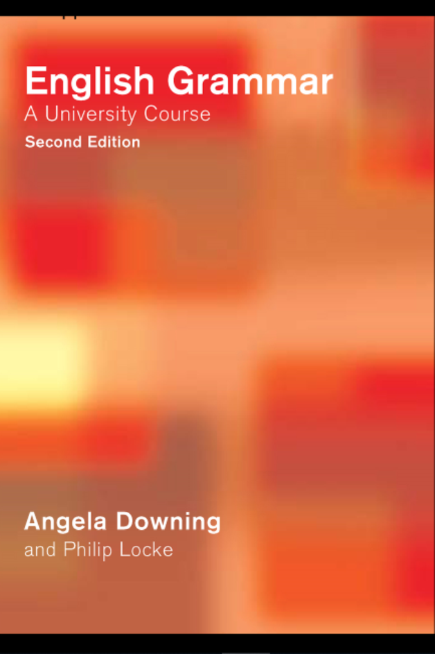 English-Grammar-A-University-Course-by-Angela-Downing-PDF-Book