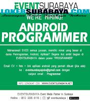 Lowongan Kerja Terbaru di Event Surabaya Juni 2019