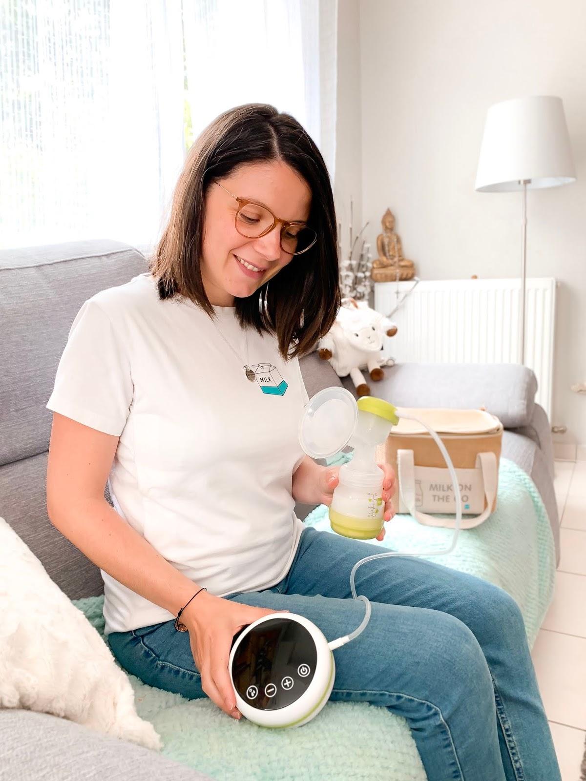 allaitement exclusif maternage experience césarienne sevrage normalizebreastfeeding quotidien quantité reflexe d'éjection fort leache league vêtement d'allaitement allaiter partout tire lait mam