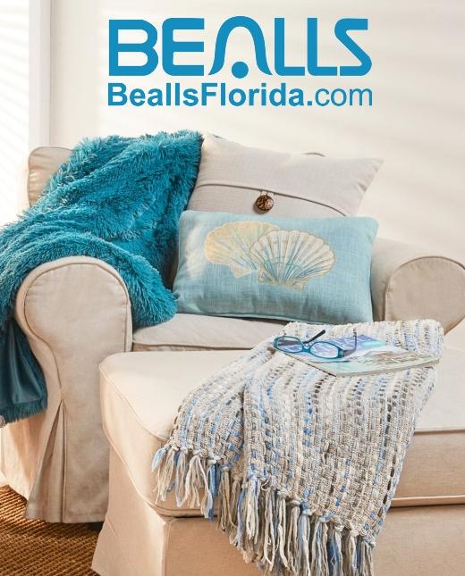 Bealls Florida Beach Home Decor