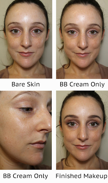 5 Days of Foundation: Bioderma Photoderm BB Cream review light golden swatches SPF