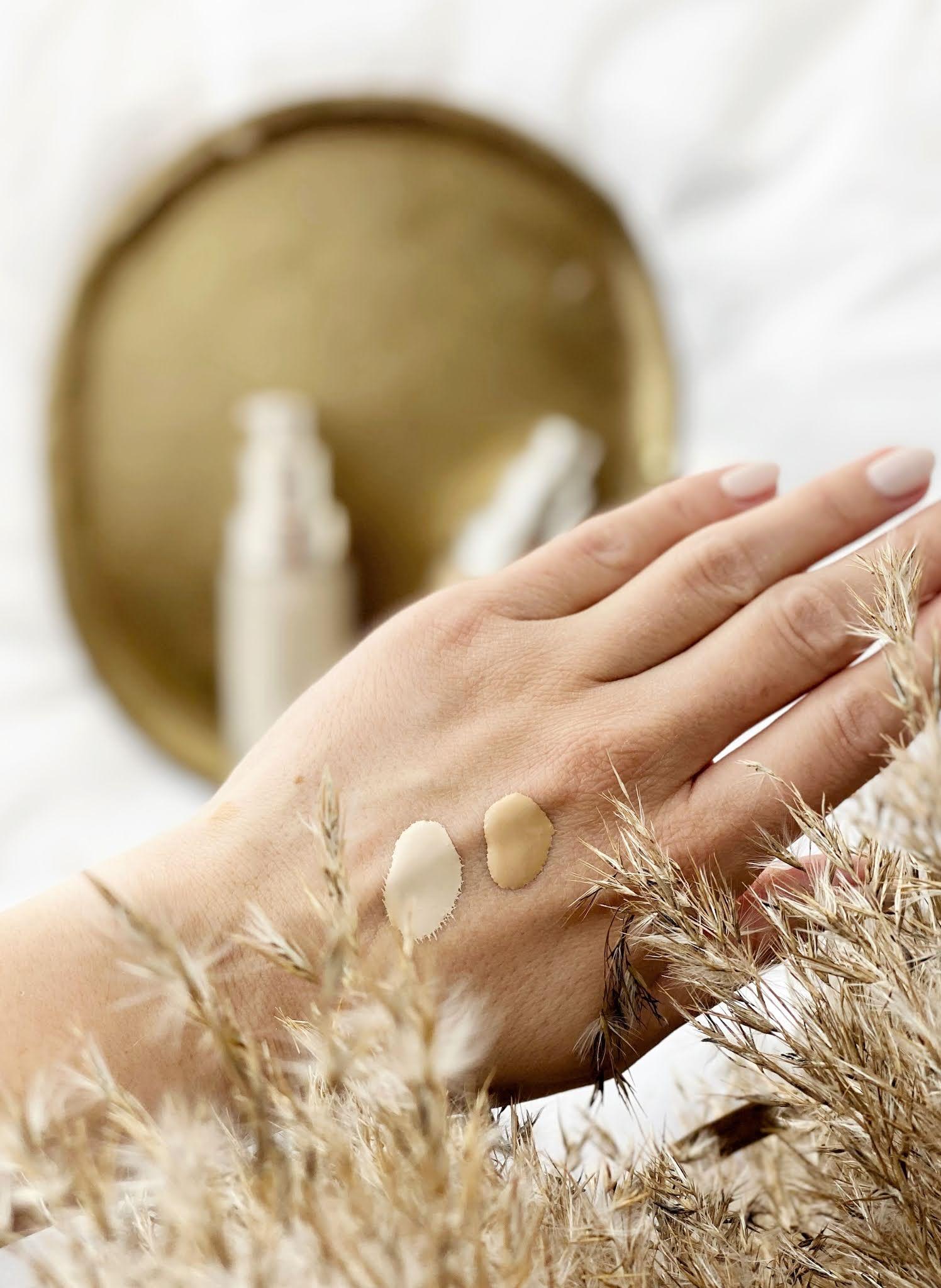 FLAWLESS-SKIN-Anti-aging-Foundation-Smooth-Firm-Skin-Dr-Irena-Eris-recenzja-i-swatches