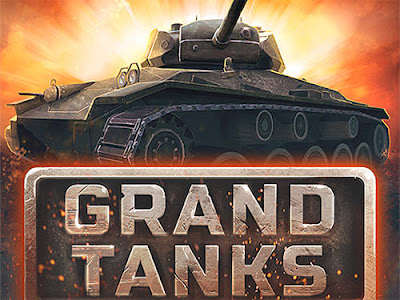 Download Grand Tanks: Tank Shooter Game Mod v2.63 APK+Data Full Terbaru 2017 Gratis