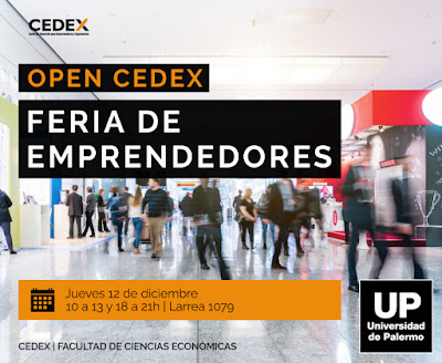 Open CEDEX Feria de Emprendedores 2019