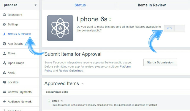 Make App Available to General Public